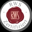 RWS-Zertifiziert-Siegel-Gross